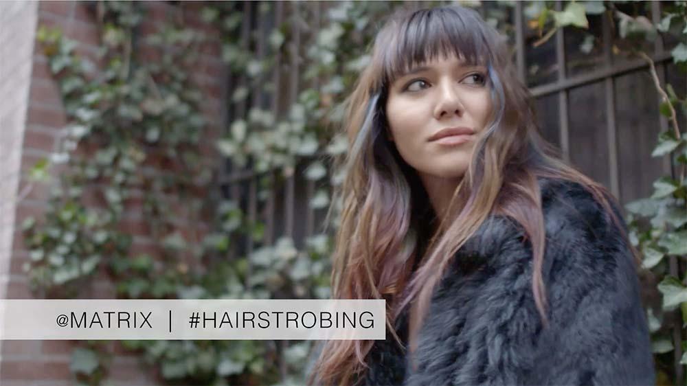 MATRIX HAIR</br>STROBING